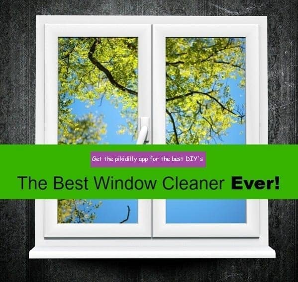 Pikidilly – It's that time of year, get the cleanest windows ever!!