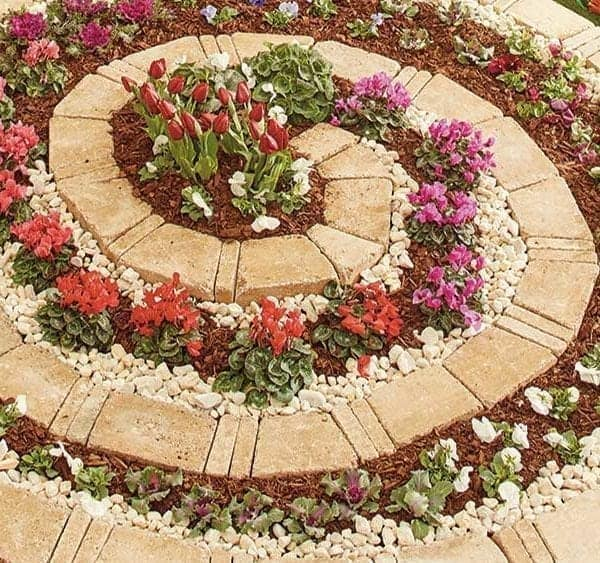 Pikidilly – How to Make a Spiral Garden