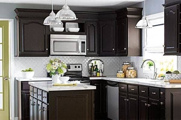 Kitchen Color Ideas Brought to you by Lowe's Creative Ideas