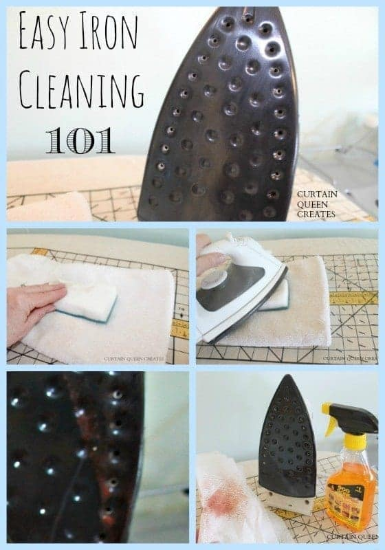 Easy Iron Cleaning 101 – The Pressing News