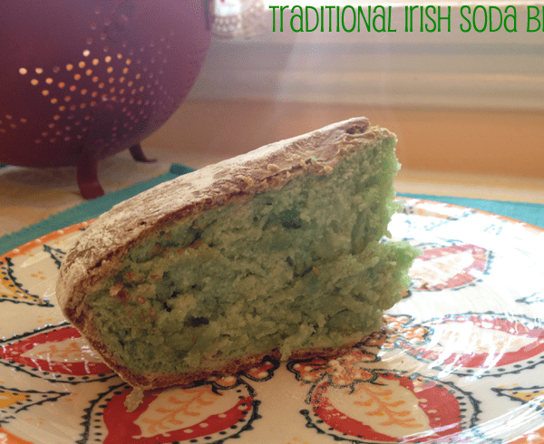 Irish Soda Bread-Delicious Savory Bread