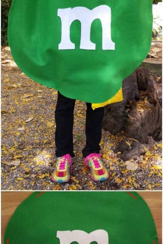 M&Ms Family Costumes