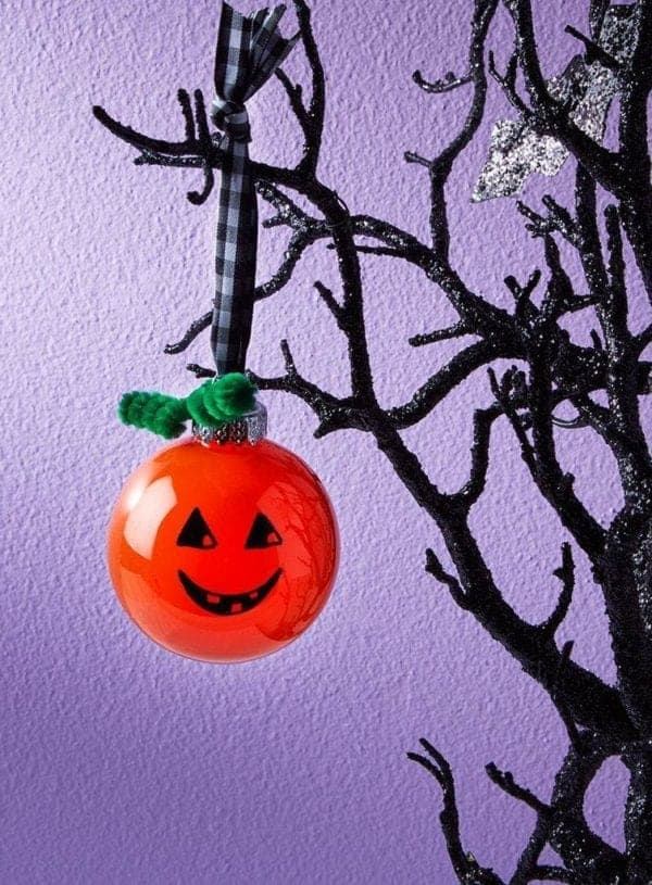 Kids Club® Jack-O-Lantern Ornament